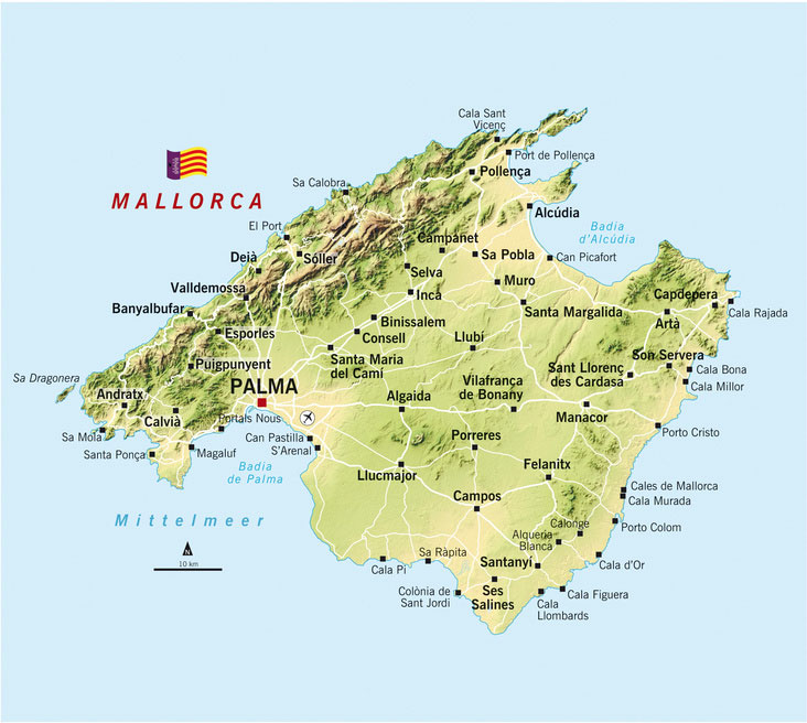 Properties Bendinat Immobilien Auf Mallorca